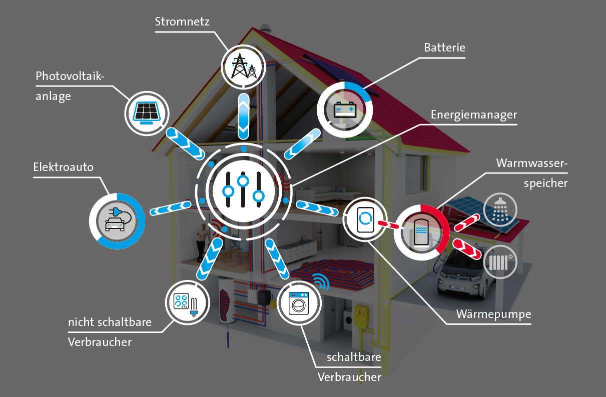 Home Energy Management Systems (HEMS)