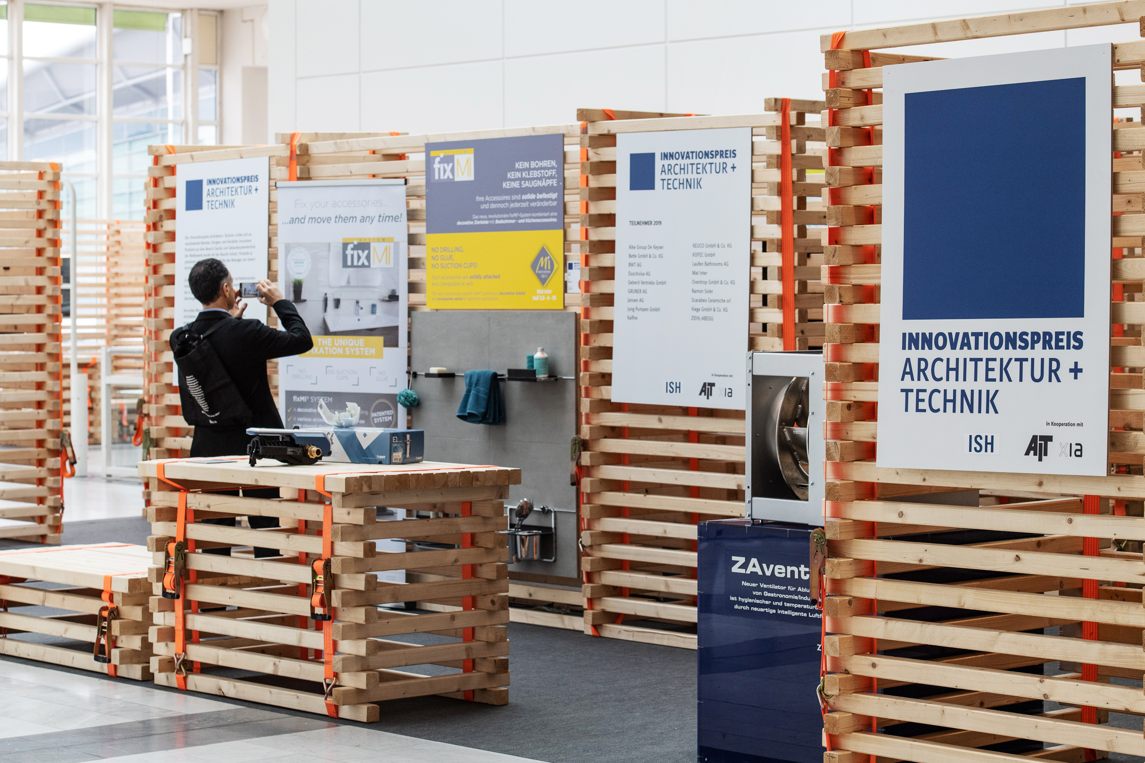 Innovationspreis Architektur + Technik 06