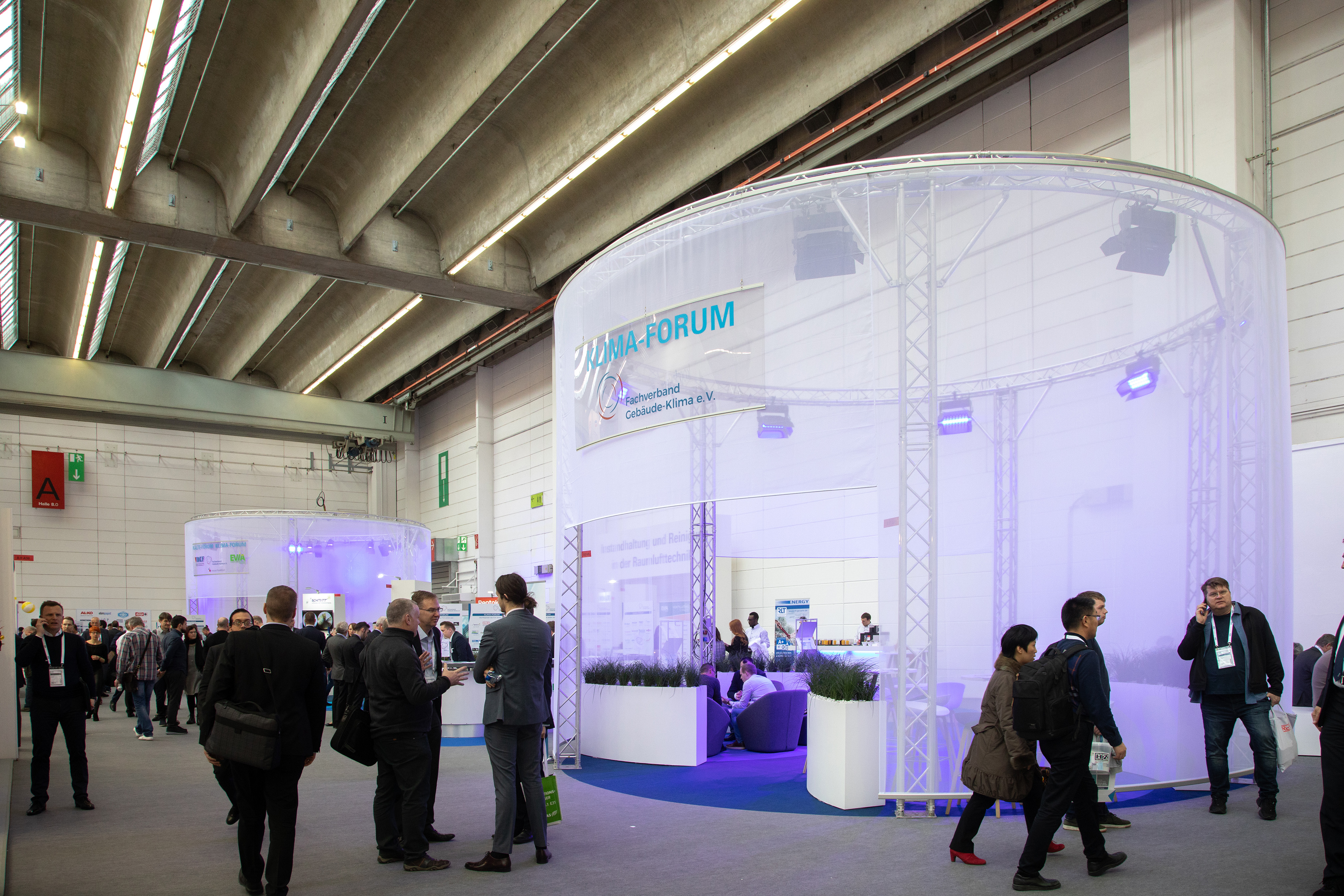 Refrigeration Forum, Air-Conditioning Forum 01