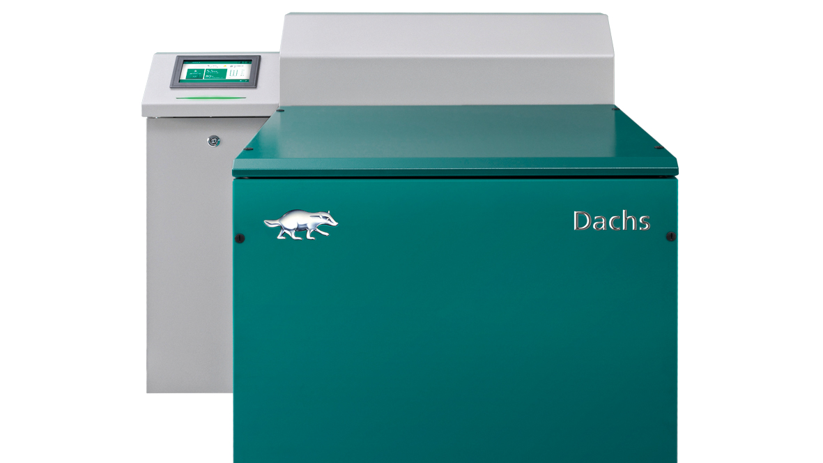 Combined heat and power unit Dachs 5.5