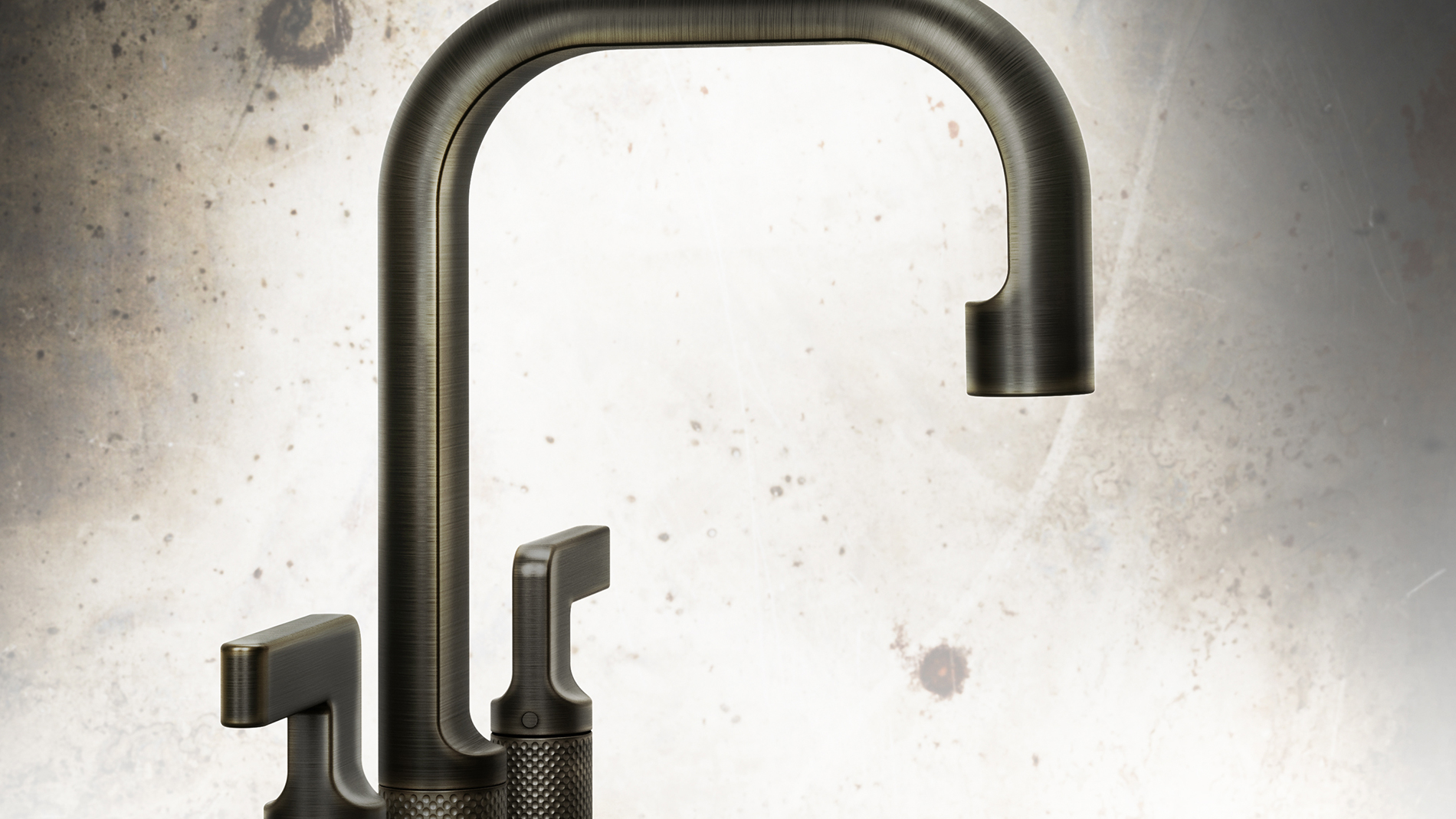 Bathroom faucet GESSI INCISO BY DAVID ROCKWELL