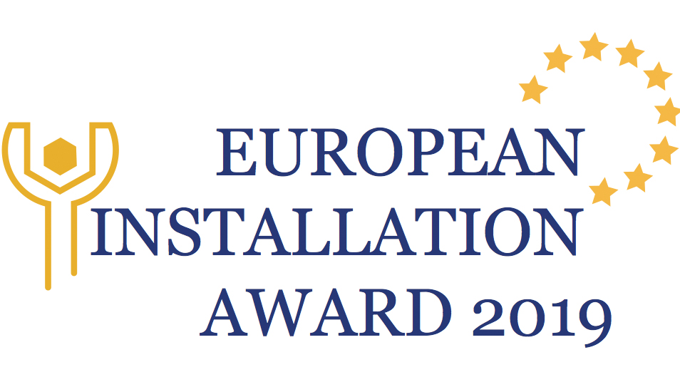 Logo European Installation Award 2019