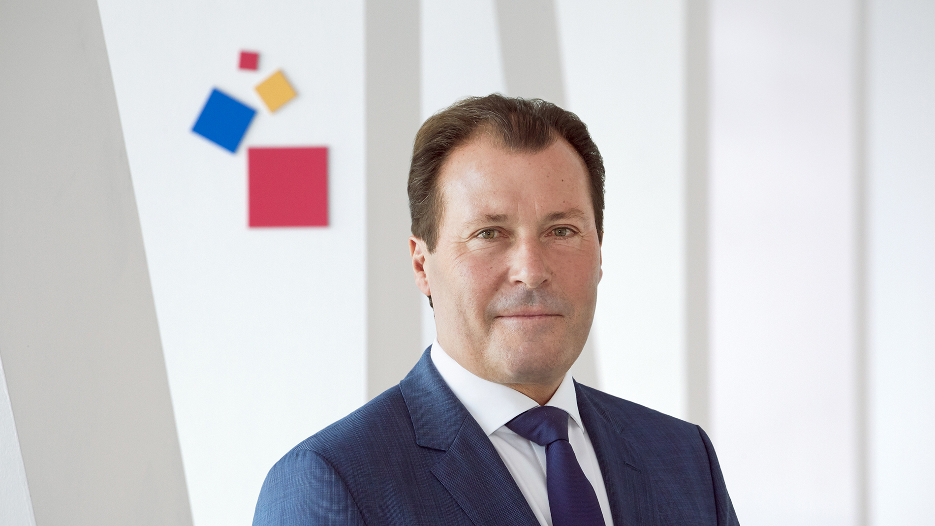 Wolfgang Marzin, President and CEO of Messe Frankfurt GmbH (Source: Messe Frankfurt GmbH / Sutera)