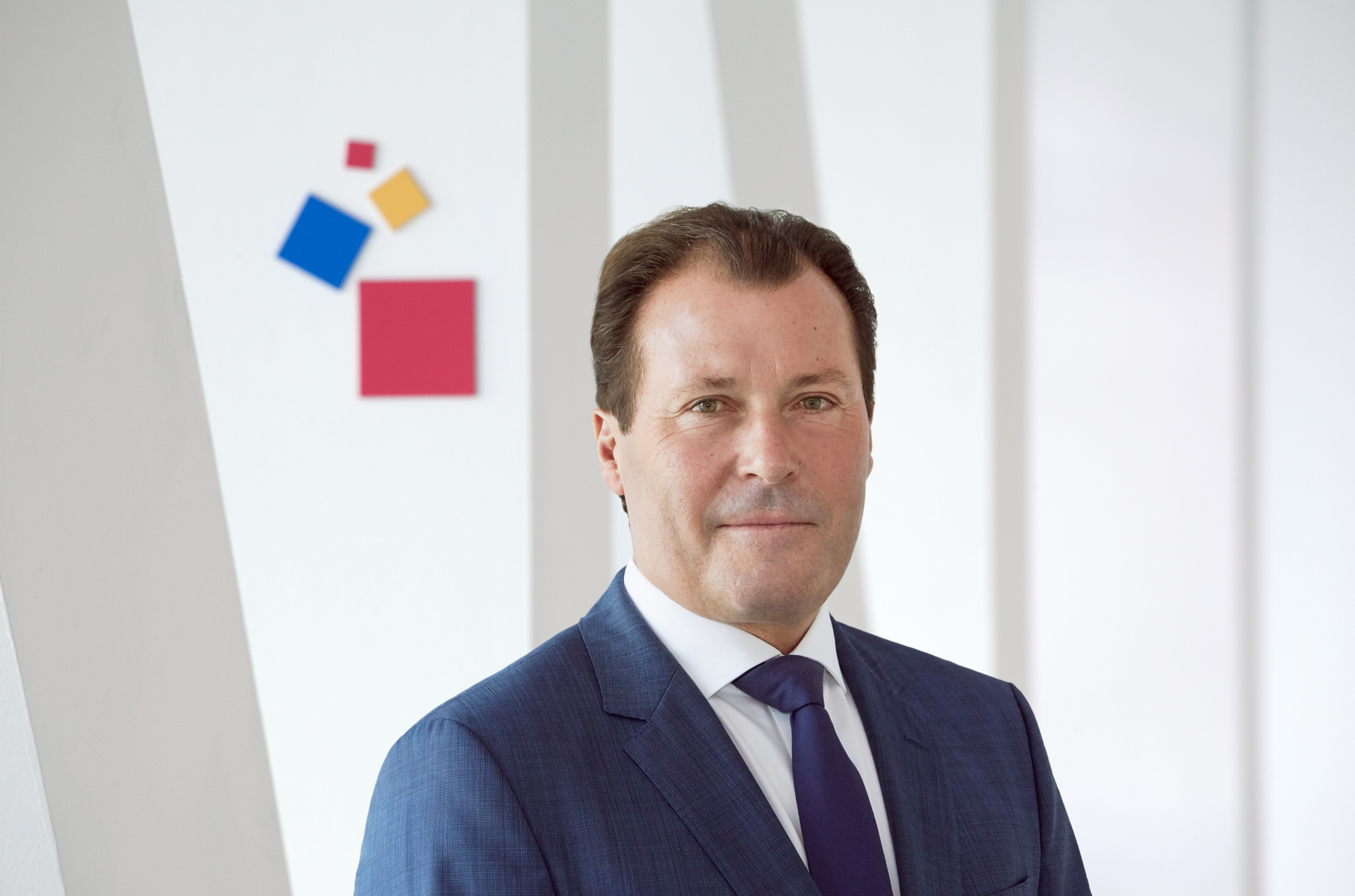 Wolfgang Marzin, President and CEO of Messe Frankfurt GmbH